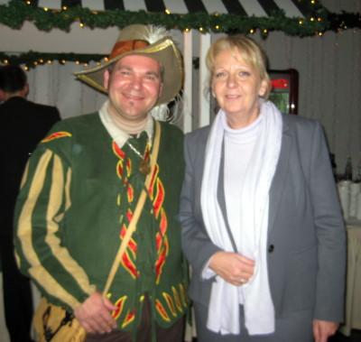 Jägerken von Soest & Ministerpräsidentin von NRW