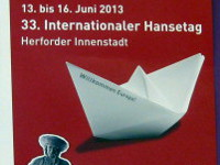 Logo 33. Internationaler Hansetag